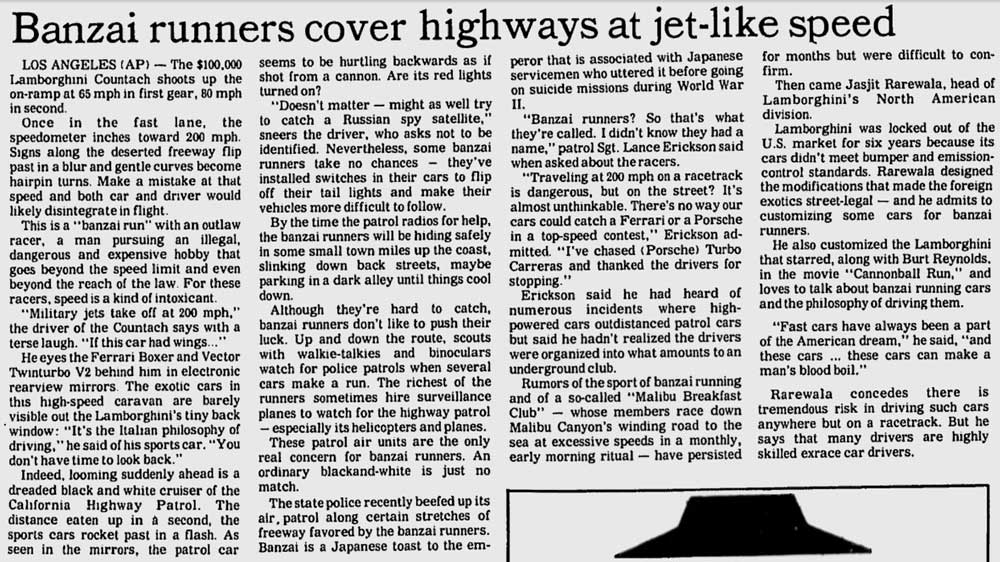 Banzai_Runner_Article_Fort_Scott_Tribune_Sep21_1981