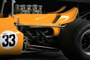 1969 Lola T142 F5000 Engine