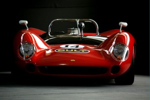 1966 Lola T70 MkII in road trim
