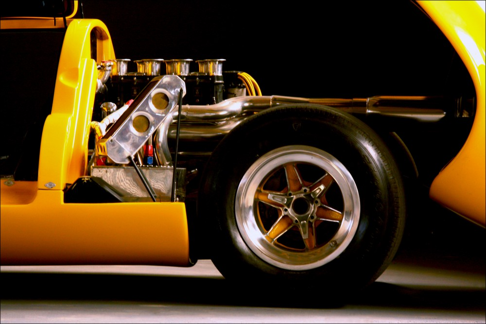 T165 Engine